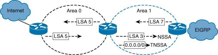 NSSA Area