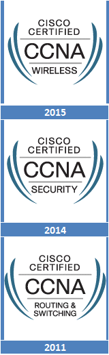 My Cisco Certs